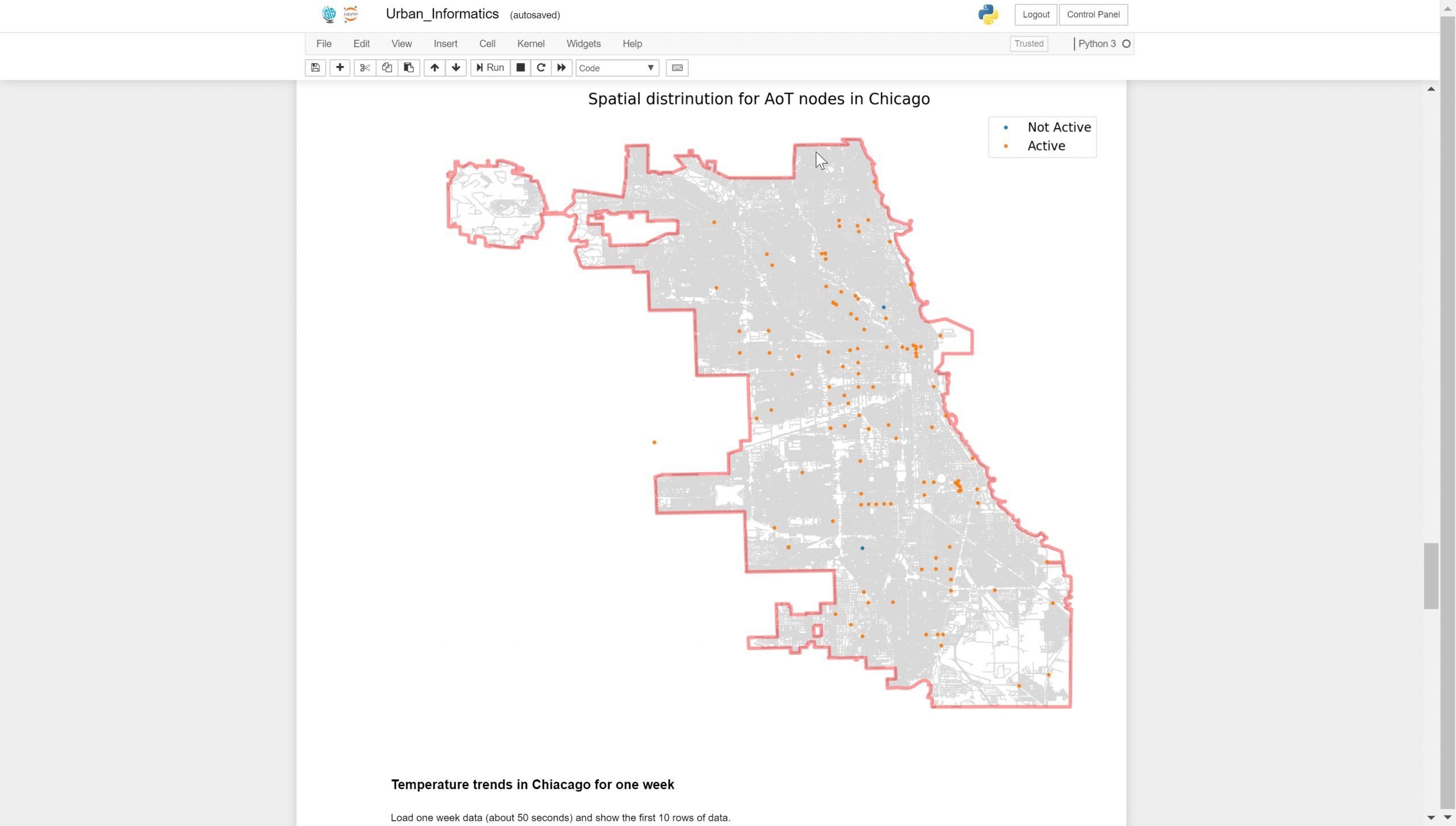 Integrating CyberGIS and Urban Sensing for Reproducible Streaming Analytics